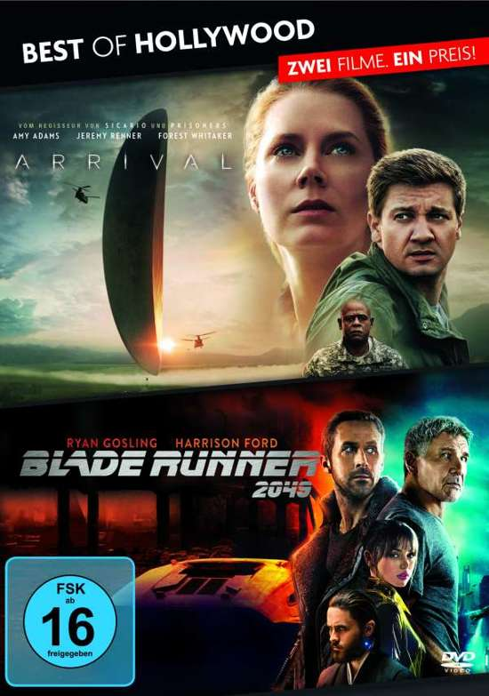 Afbeelding van Arrival / Blade Runner 2049