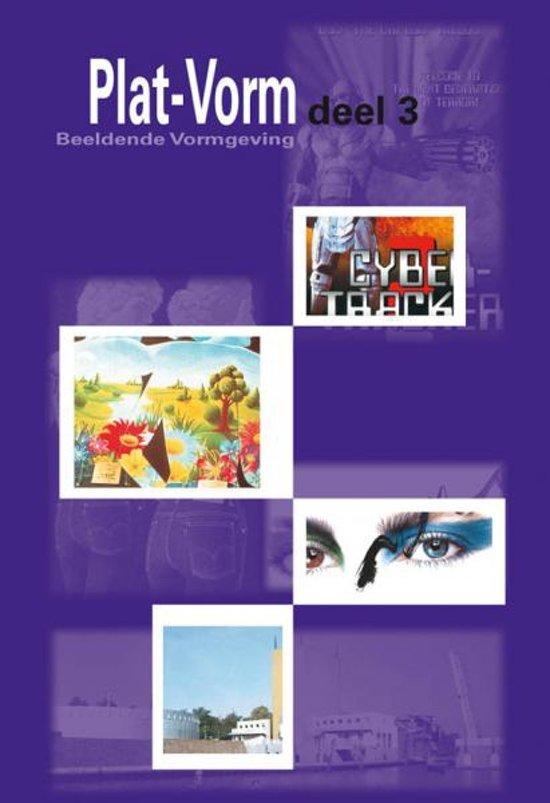 Werkboek PLAT-VORM 3 Mhv