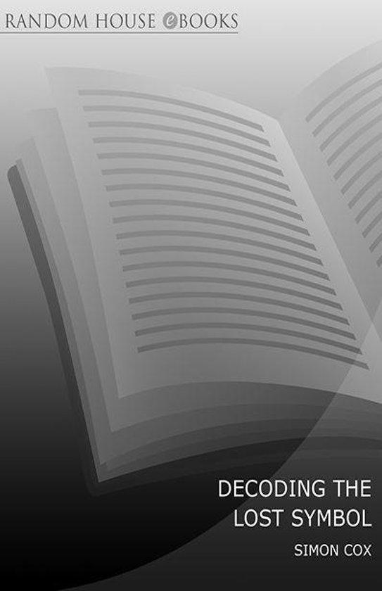 Bol Decoding The Lost Symbol Ebook Simon Cox
