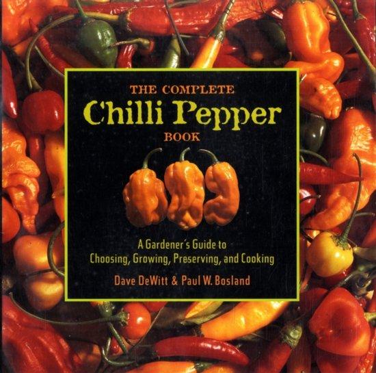 Complete Chile Pepper Book the