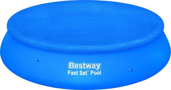 Bestway Cover Fast Set Pool 366 cm - Zwembad afdekzeil