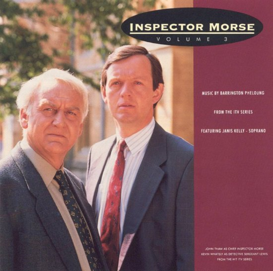 Inspector Morse, Vol. 3