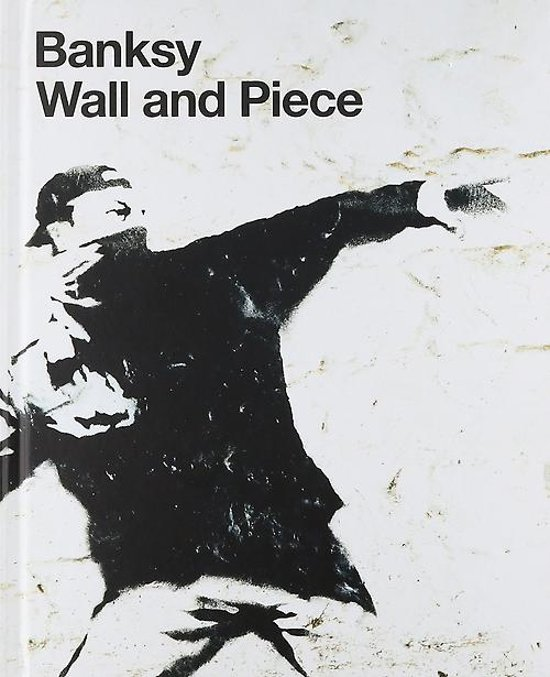 Boek cover Wall and Piece van Banksy (Hardcover)