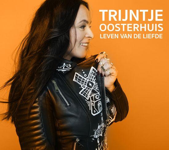 CD cover van Leven Van De Liefde van Trijntje Oosterhuis