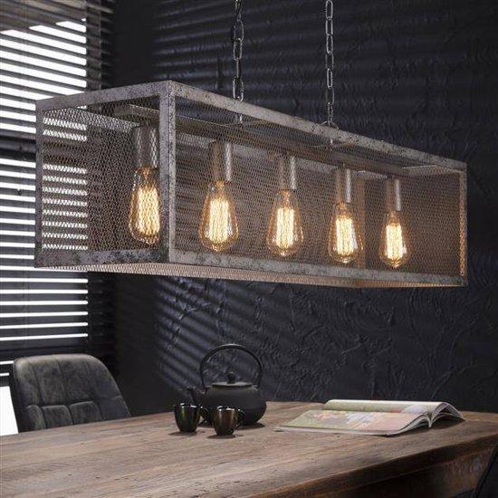 Welp bol.com   Industriële Hanglamp Nova JW-94