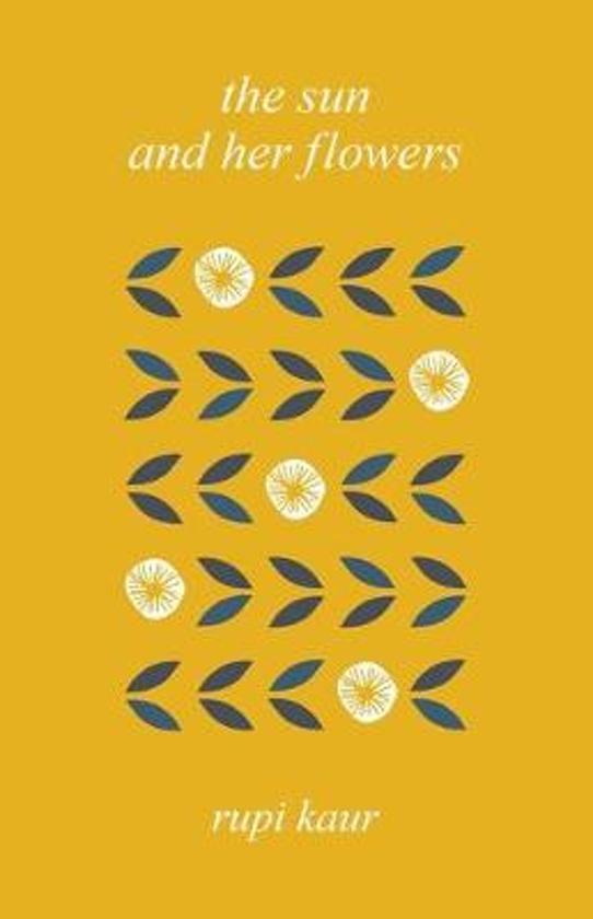 Boek cover SUN & HER FLOWERS van Rupi Kaur (Hardcover)