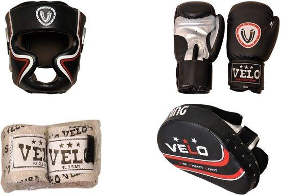 AA Products - Pro Boksen Trainig Set - Boxing Set - Zwart
