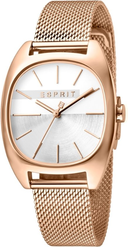 Esprit ES1L038M0105 Infinity horloge - Staal - Rosékleurig - Ø 32 mm