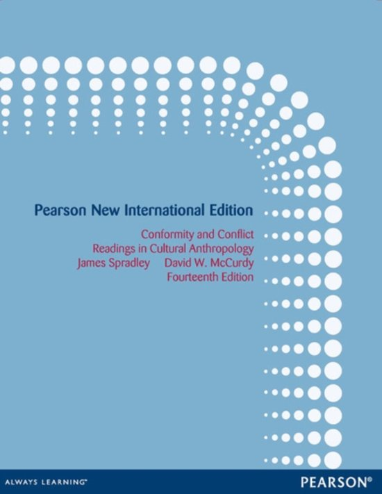 Conformity and Conflict: Pearson  International Edition