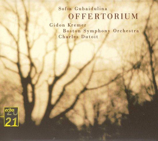 Offertorium/Violin Conc.