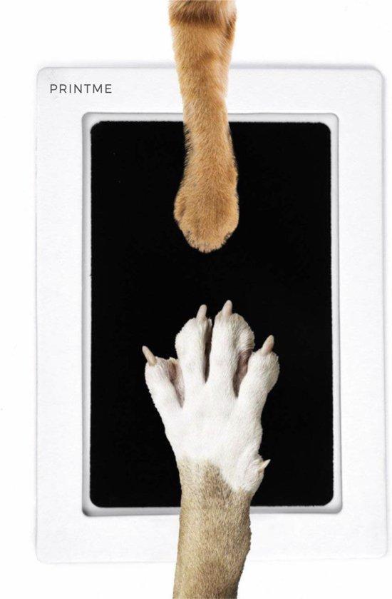 Bolcom Printme Paw Print Pad Pootafdruk Maken Van Hond Of Kat