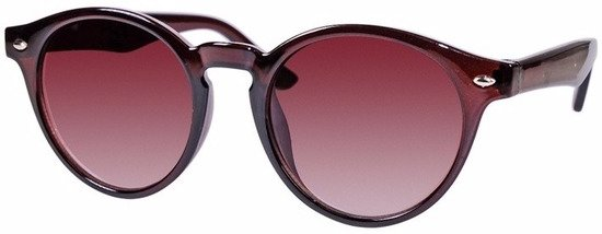bol.com   Clubmaster dames zonnebril bruin model 7001 5895f300470c