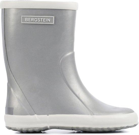 Bergstein  Laarzen -  Rainboot glam - Zilver - Maat 25