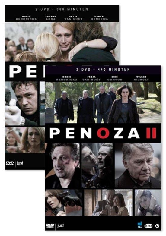 bol | penoza - seizoen 1 & 2 (dvd), fedja van huêt | dvd's