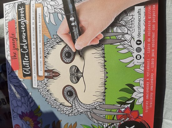Bol Com Kleurboek Voor Volwassenen Dieren Merkloos Speelgoed