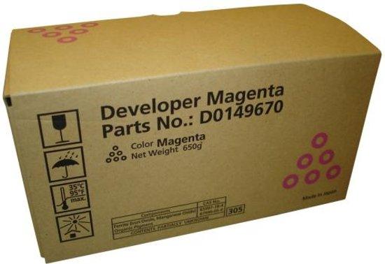 Ricoh MP C6000 DEVELOPER magenta