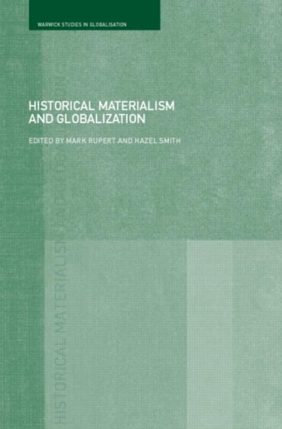 essay historical materialism