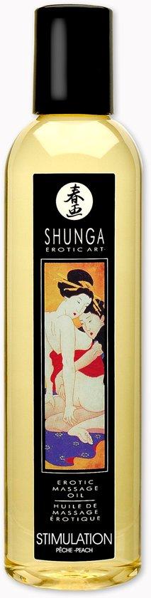 Shunga - Massage Olie Stimulatie