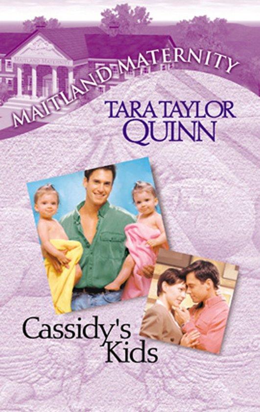 Cassidy's Kids (Mills & Boon M&B)