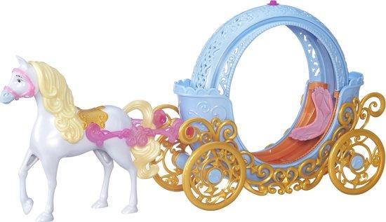 Disney Princess Assepoesters Magische Koets - Speelset