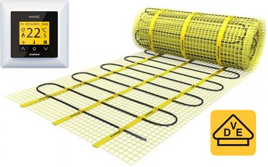 MAGNUM Mat - Set 3 m² / 450 Watt, Elektrische Vloerverwarming