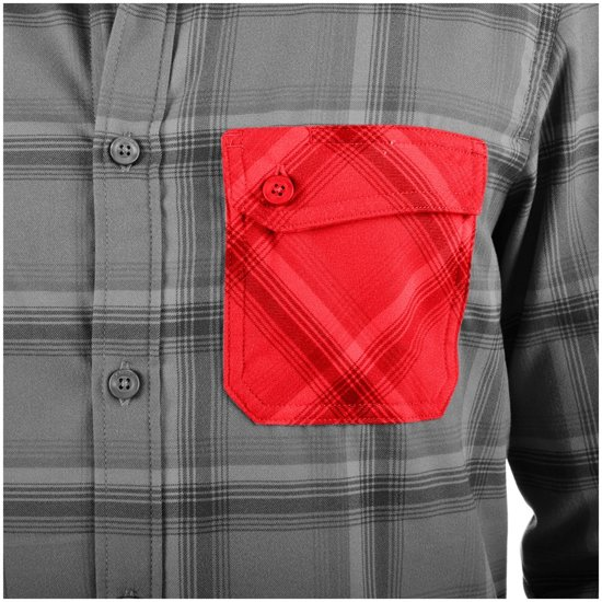 titanium Graphite Longsleeve Men Shirt Tour Belluno xYRAHvUwR
