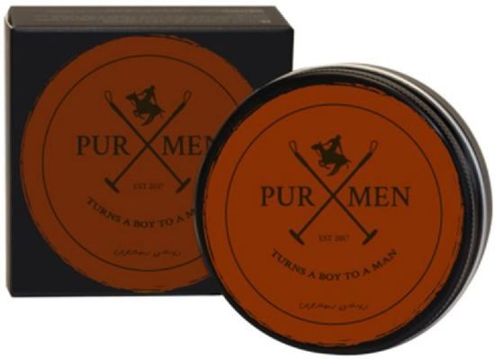 Pur Men Cream Wax (100ml)