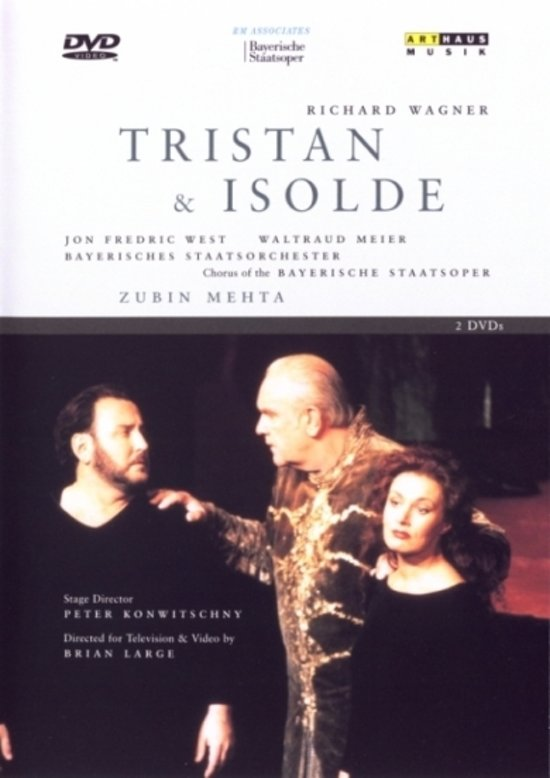 Tristan & Isolde (2-DVD)