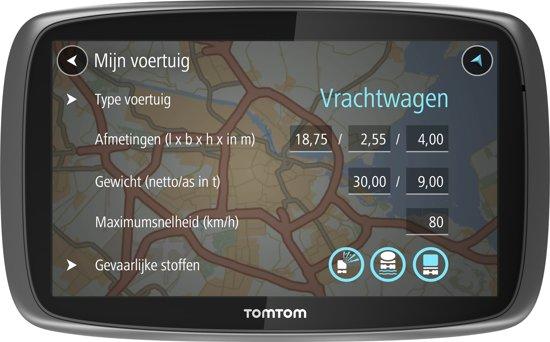 TomTom Trucker 6000 - Europa