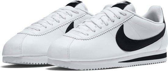 nike classic cortez leather dames schoenen