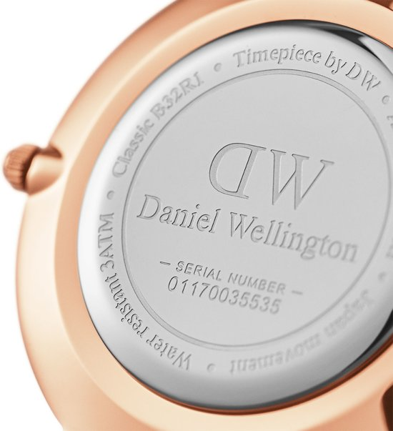 Daniel Wellington Ashfield Petite DW00100201