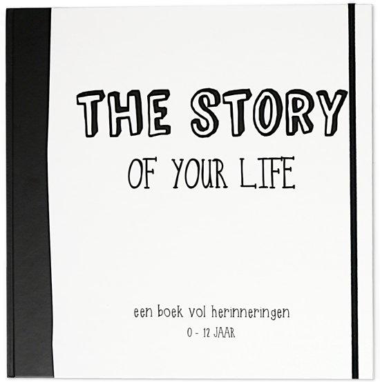 Invulboek 0-12 jaar 'The Story of Your Life' (Nederlandse versie) Baby & Kind - Oh My Goody