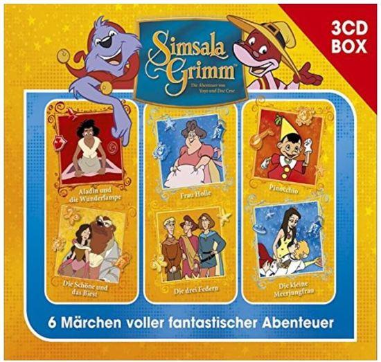 Simsalagrimm Box Vol.4