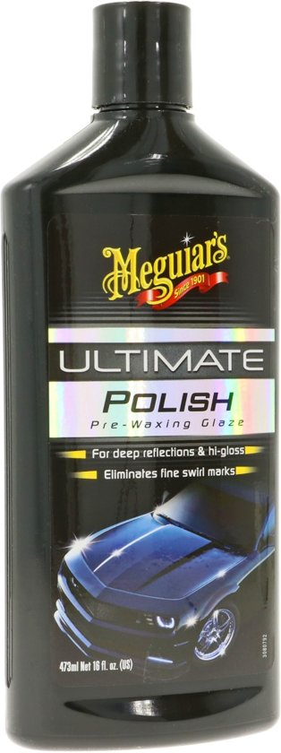 Meguiars #G19216 Ultimate Polish - 473ml