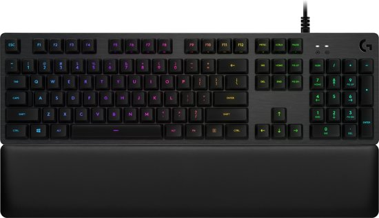 Logitech G513 - Tactile Mechanisch Gaming Toetsenbord - QWERTY NL