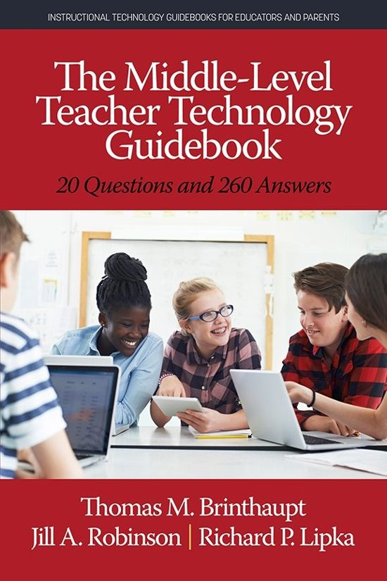 Middle-Level Teacher Technology Guidebook