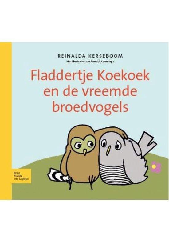 Fladdertje Koekoek en de vreemde broedvogels