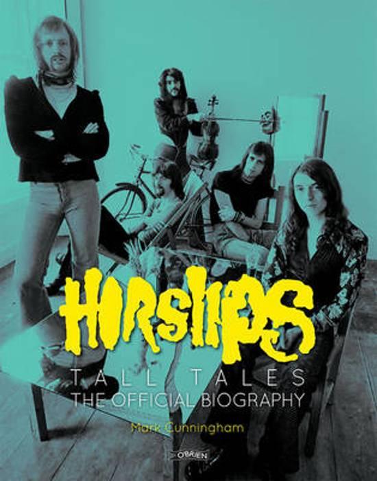 Boek cover Horslips van Mark Cunningham (Hardcover)
