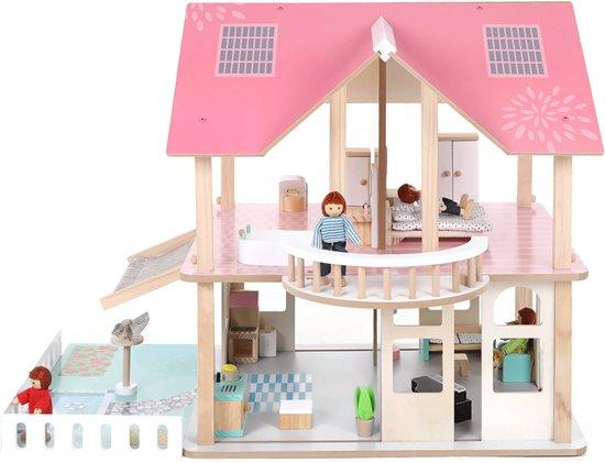 Poppenhuis Angels Summer House