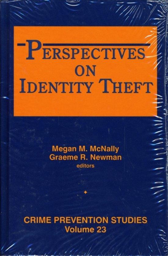 Boek cover Understanding and Preventing Identity Theft van Megan M. McNally (Hardcover)