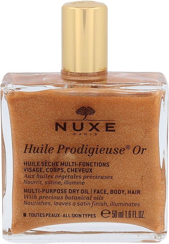 Nuxe Huile Prodigieuse Or Olie - 50 ml -