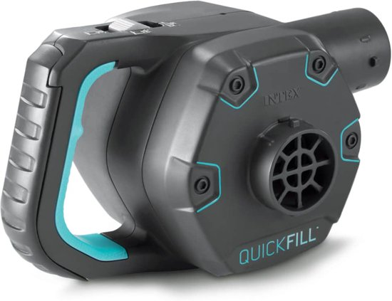 Intex Elektrische pomp Quick-Fill 220-240 V 66644