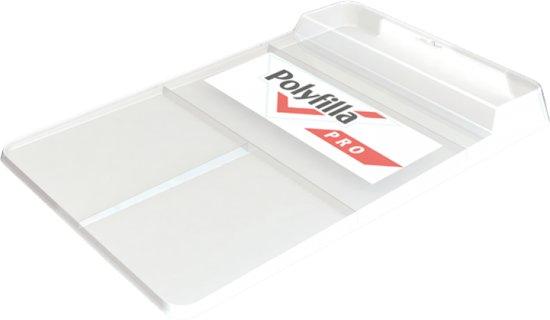 Polyfilla Pro T310 kunststof mengplateau