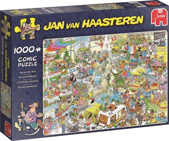 Jan van Haasteren De Vakantiebeurs - puzzel 1000 stukjes