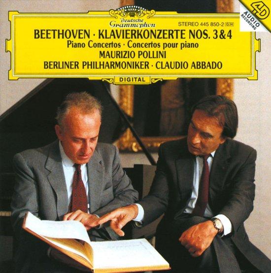 Piano Concerts No.3 & 4