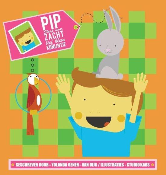 Pip - Slaap maar zacht lief klein konijntje