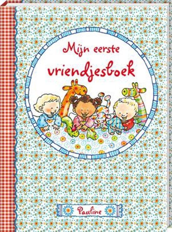Mijn eerste vriendjesboek van Pauline Oud, Bol.com. mamablog, mamablogger, mamalifestyle, mamalifestyleblog
