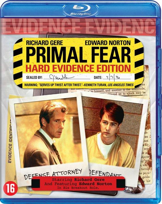 DVD cover van Primal Fear (Blu-ray)