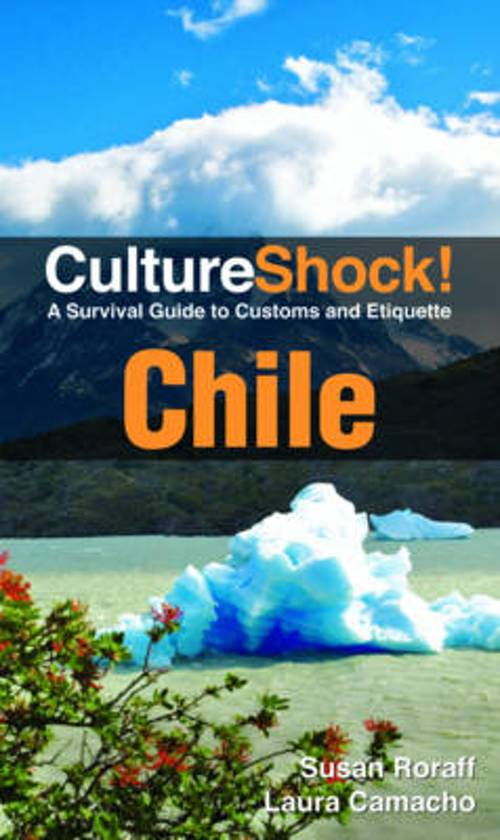Boek cover Chile van Susan Roraff (Paperback)