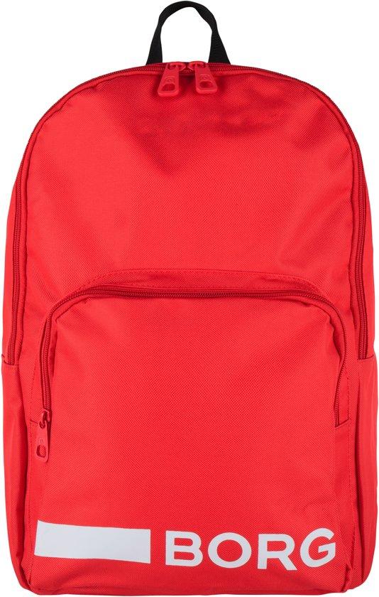 090602f81f9 Bjorn Borg Baseline Backpack M Rugzak - Red